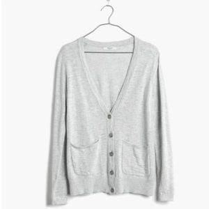 Madewell Graduate Cardigan Sweater